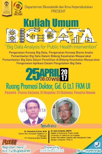 Kuliah Umum Big Data