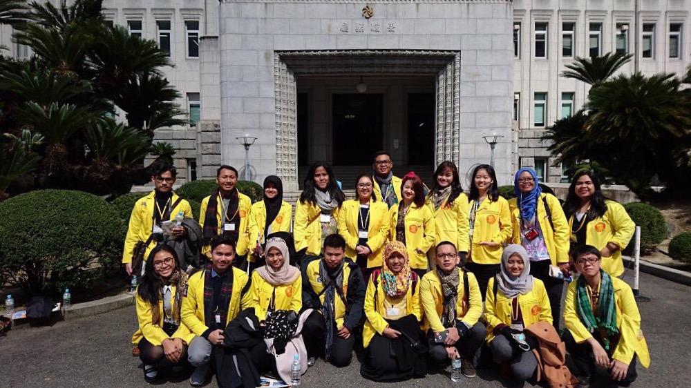 Pengalaman Beberapa Anggota HMHI sebagai Delegasi JENESYS 2.0 di Jepang