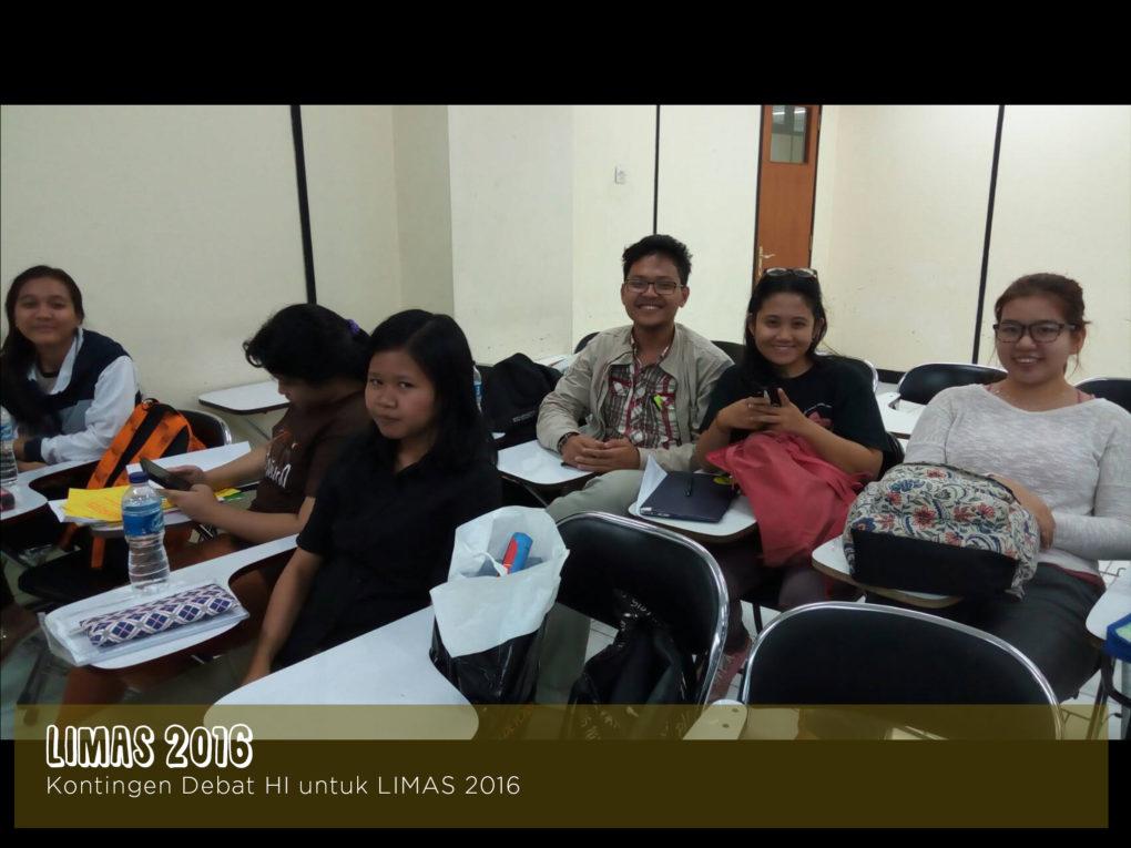LIMAS 2016